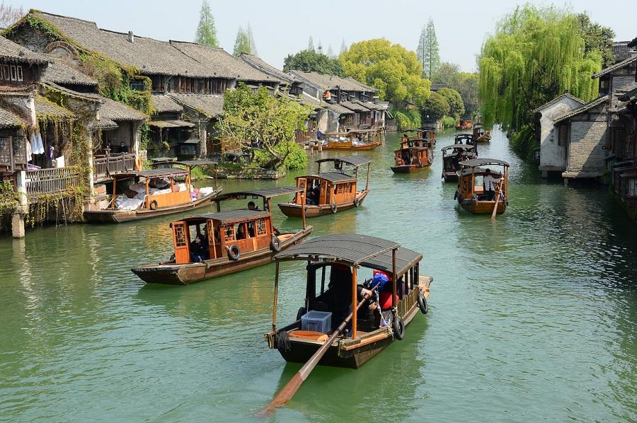 wuzhenfengguang